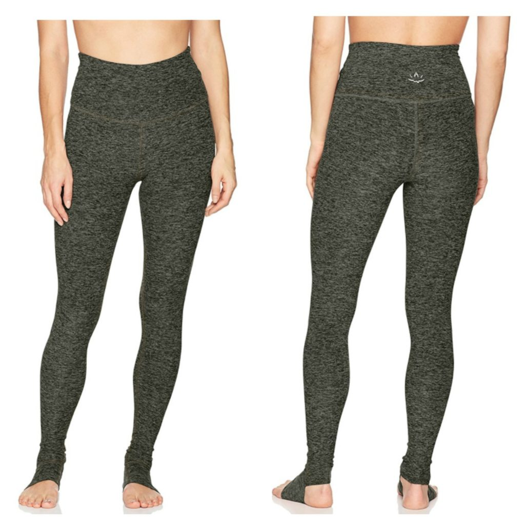 Best Yoga Pants are Beyond Yoga High Waist Stirrup Leggings