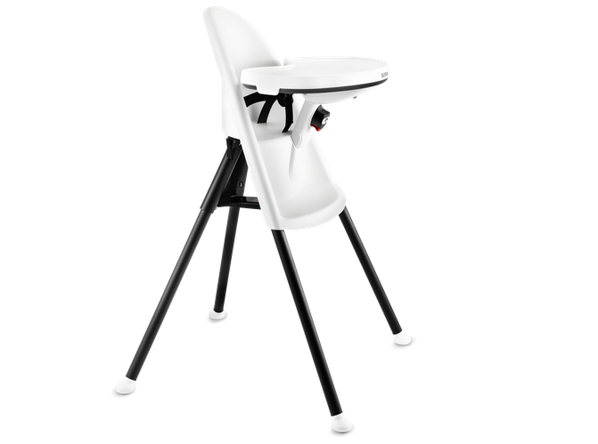 Baby Bjorn high chair- white
