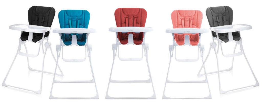 Joovy Nook High Chair - Multiple colors