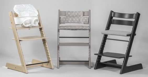 Stokke High Chair Options