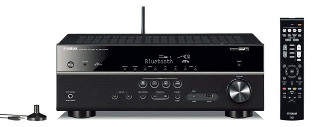 Yamaha YHT-5920UBL best surround sound systems