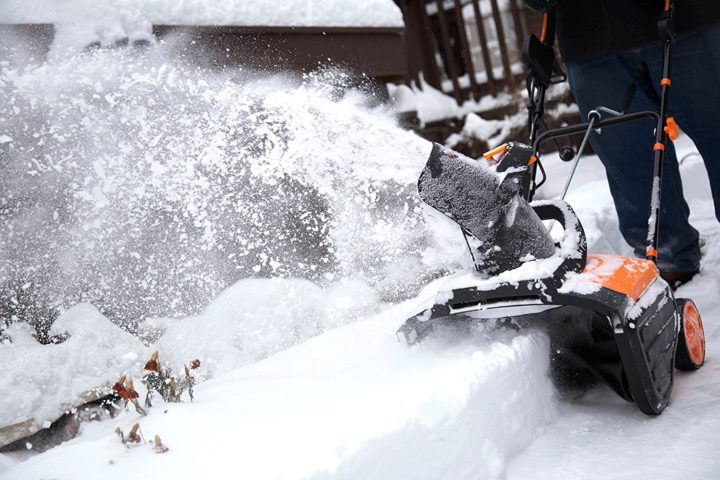 wen best snow blower