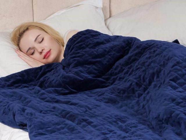 Weighted Idea Best Weighted Blanket